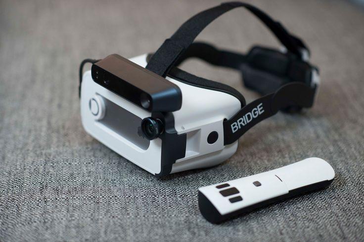 This Vr Headset Has A Secret Weapon A 3d Scanner Co Design Business Design