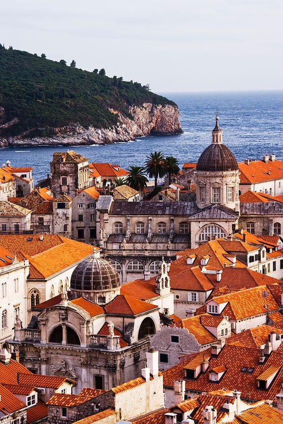 Old City of #Dubrovnik, #Croatia. http://reversehomesickness.com/