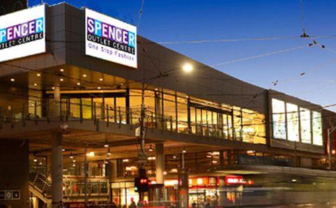 Spencer outlet shopping centre