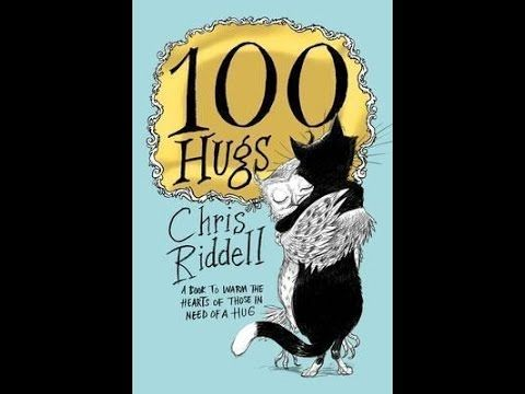 100 Hugs by Chris Riddell - video flip through - YouTube