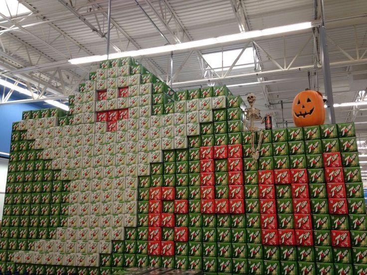 Holiday Display - Dr Pepper Snapple Group - Sarasota, FL
