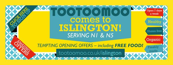 Register on www.tootoomoo.co.uk/islington and be in with the chance of snaffling some unparalleled Pan Asian cuisine for FREE!  #Tootoomoo #PanAsian