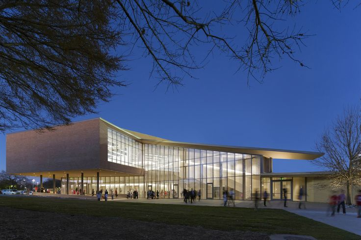 Gallery of The Marshall Family Performing Arts Center / Weiss/Manfredi - 10