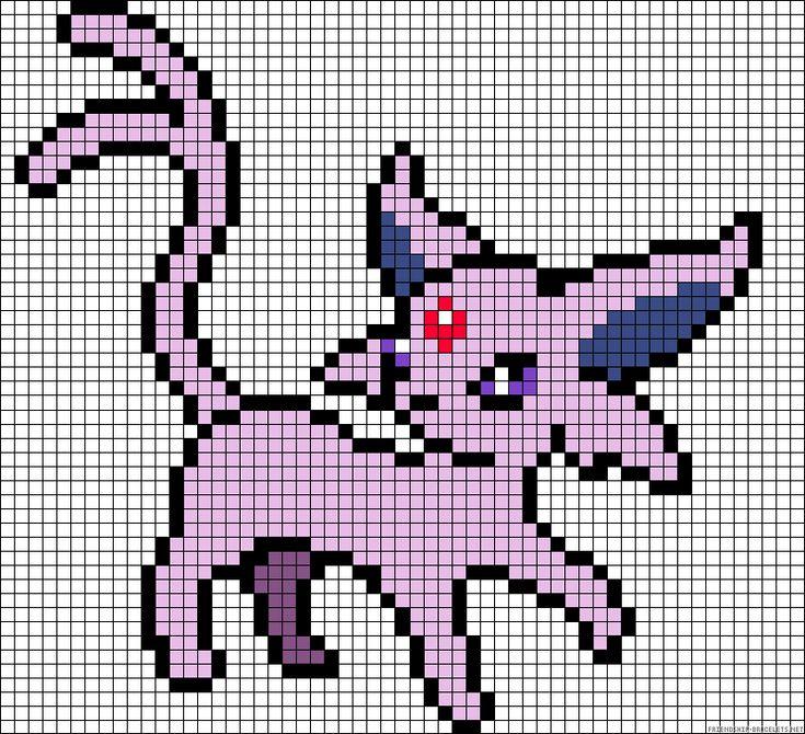 umbreon pixel art template - 17 best images about pokemon perler beads on pinterest
