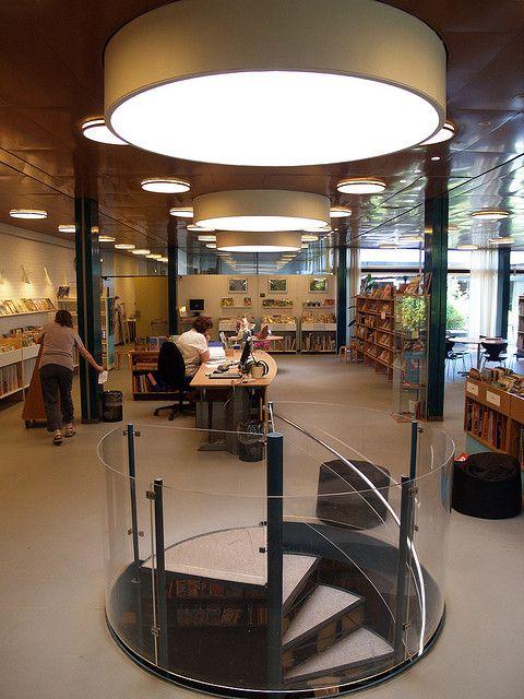 arne jacobsen, rødovre library, 1961-1969 |