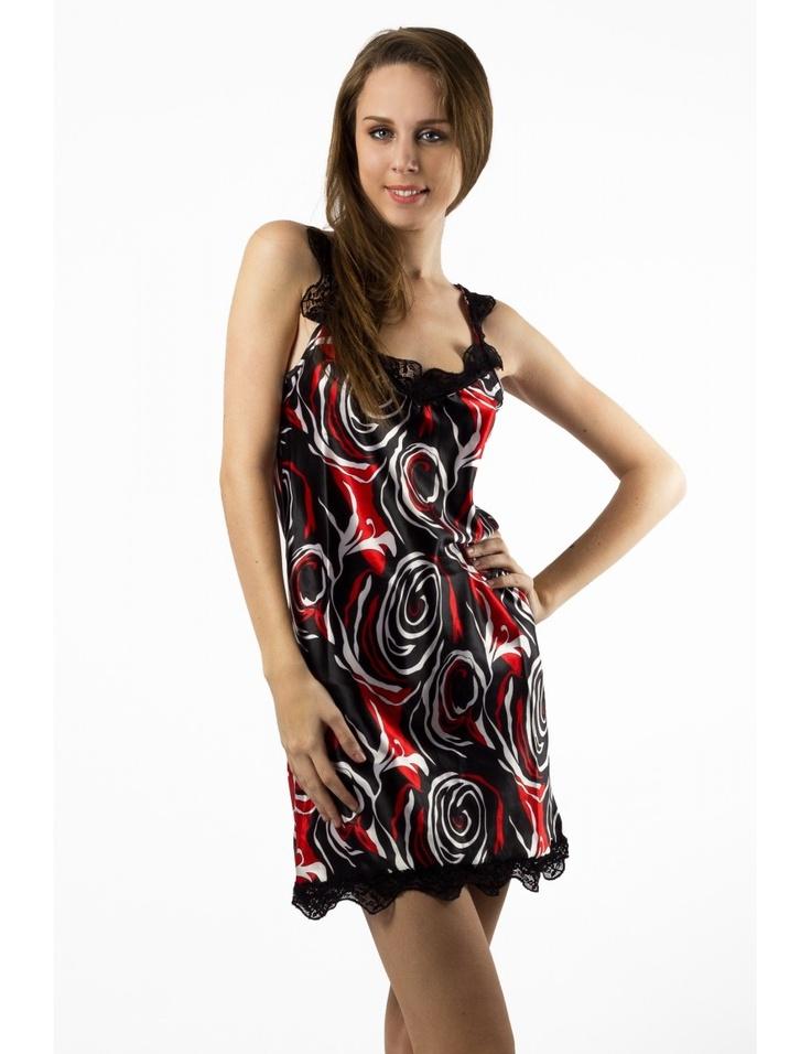 Zega Store - Pijamale Mushroom,culoare negru - Femei, Pijamale