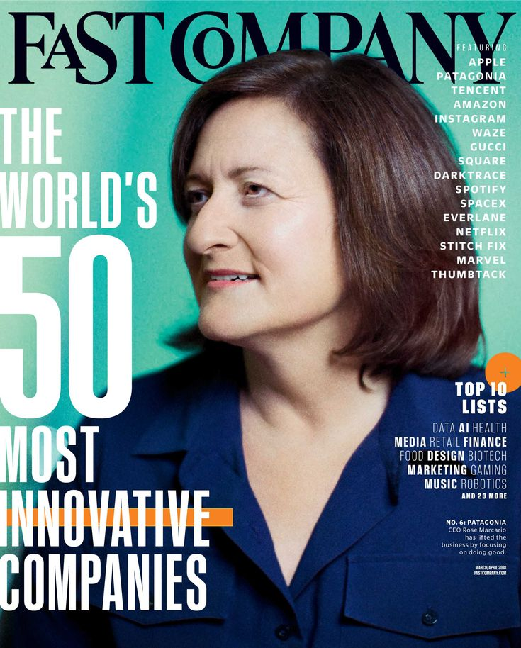 Fast Company is written for the innovative pioneers who are transcending the boundaries of normal business conventions and shaping the business world. Fast Company showcases the individuals and companies who impact the world through creative ingenuity. With a unique focus on innovation, design and sustainability, Fast Company continues to advise and inform its readers in a way unlike any magazine.