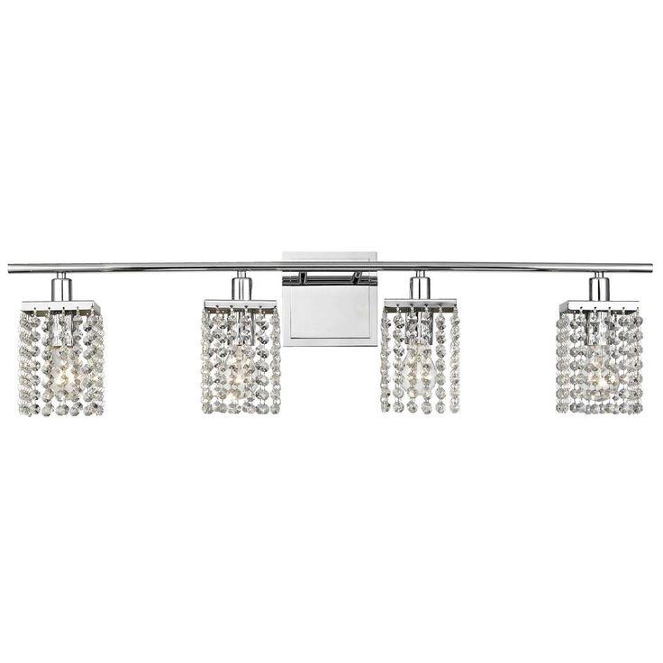 Πάνω Από 25 Κορυφαίες Ιδέες Για Crystal Bathroom Lighting Στο Glamorous Crystal Vanity Lights For Bathroom Review