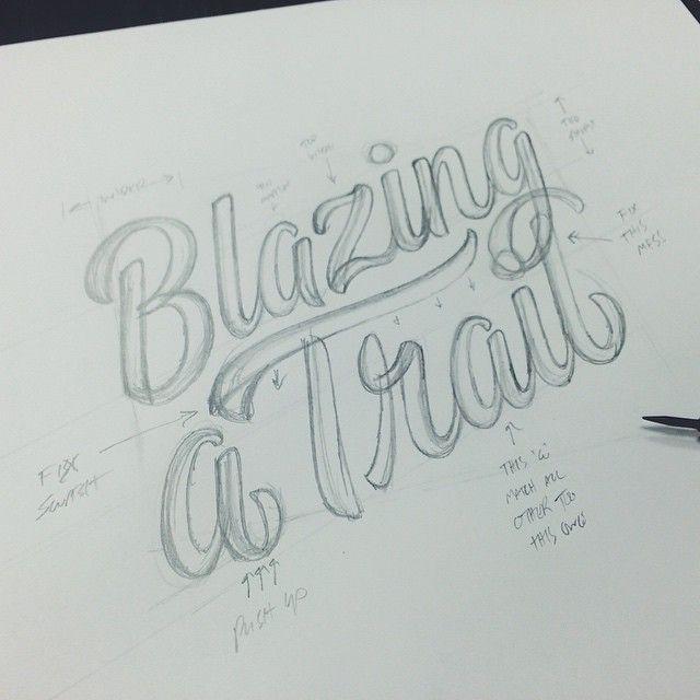 Instagram: 'Blazing a Trail' by @bobewing_