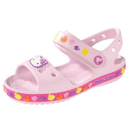 CROCS Hello Kitty Kindersandalen