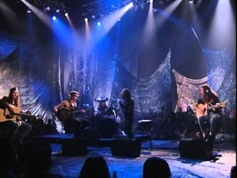 Pearl Jam MTV Unplugged-1992 - Oceans 1:25; State of Love and Trust 4:45; Alive 8:30; Black 14:00; Jeremy 19:30; Even Flow 24:50; Porch 30:15 -  20 years ago...Will never get old.  Black is still my favorite PJ song, Eddie just nails it.  Enjoy.