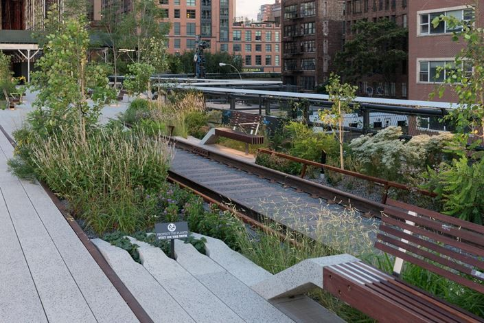 High Line - Section 3 - Picture gallery