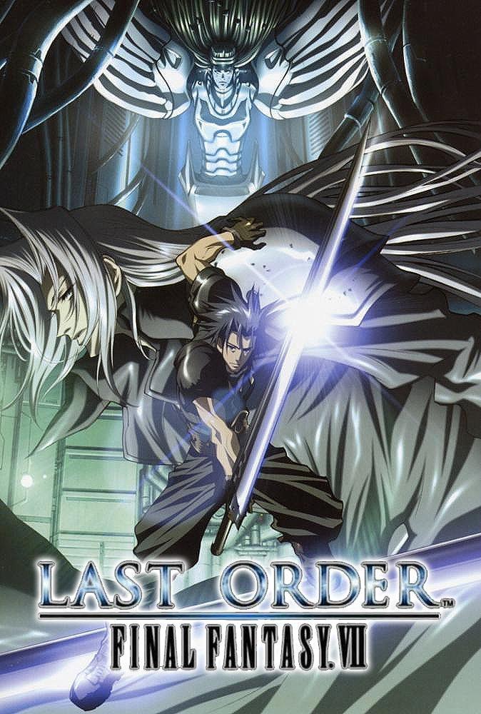 Final Fantasy VII Last Order (OVA) /// Genres Action