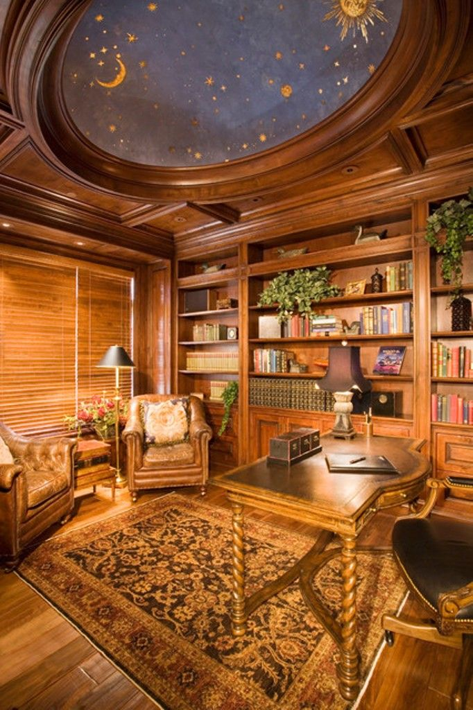 Cool Home Library: 134 Best The Best Home Libraries Images On Pinterest