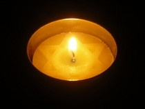 Holocaust Remembrance Day:  Taper