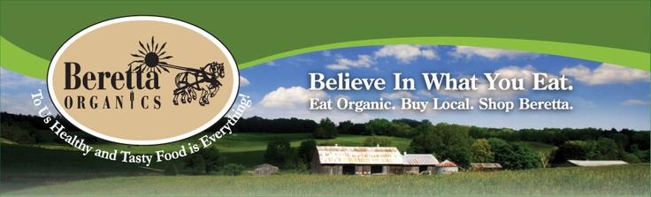 Beretta Organic Meats - delivers to GTA