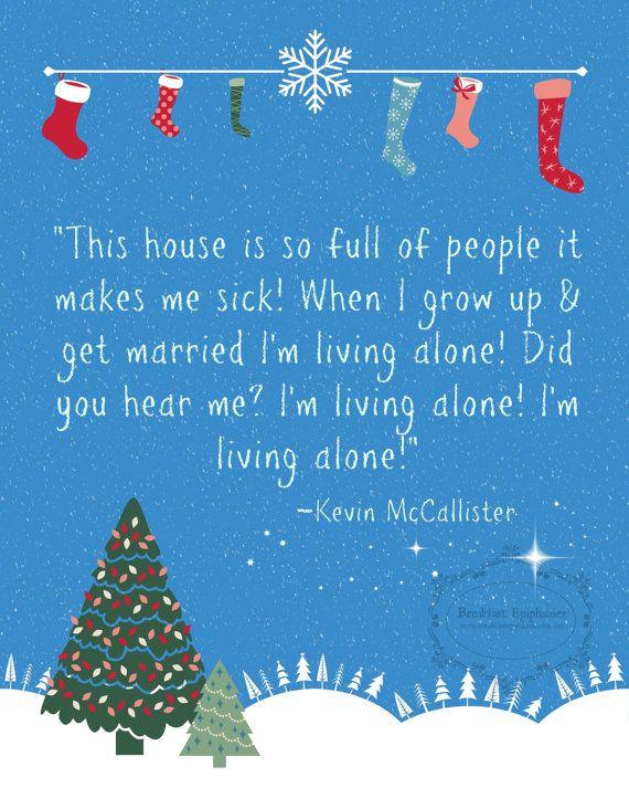 Les 25 meilleures id es de la cat gorie citations tir es for Home alone theme decorations
