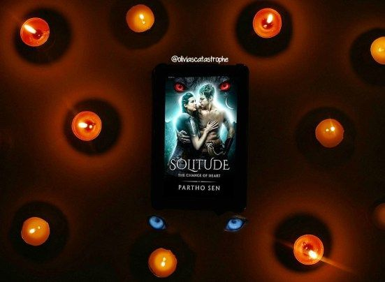 Book review of Solitude: The Change of Heart by Partho Sen: http://oliviascatastrophe.com/2018/01/solitude-the-change-of-heart-book-review/