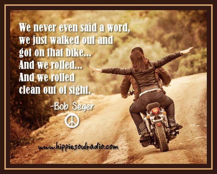 Bob Seger - Roll Me Away