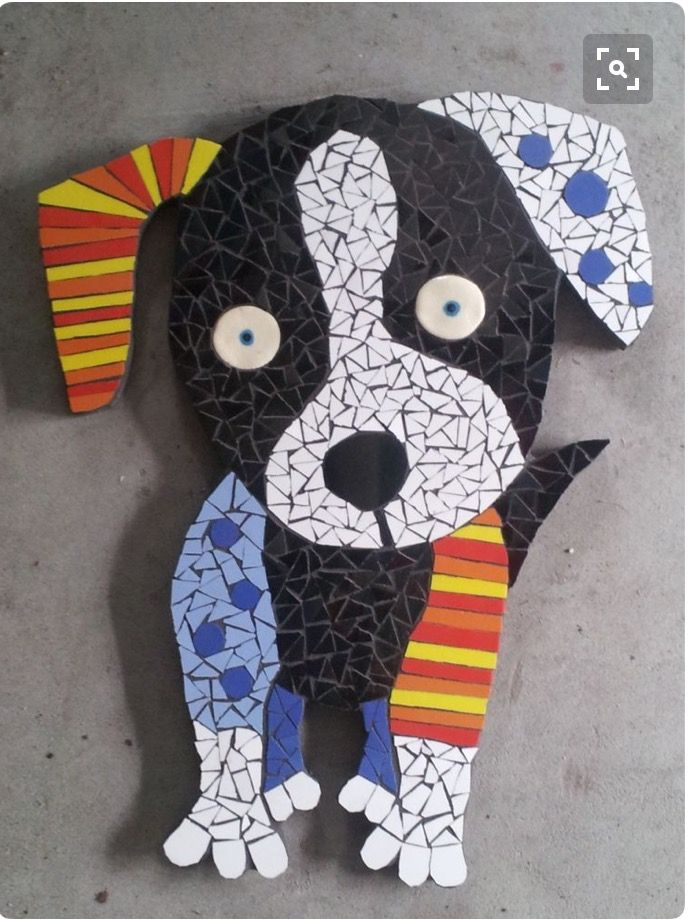 78 Best Images About Mosaic Animals On Pinterest Lady