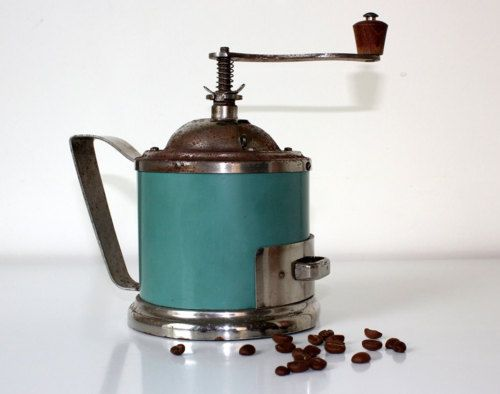 Russian Coffee Grinder.