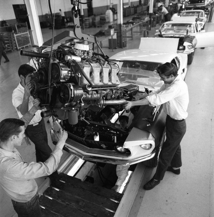 Kết quả hình ảnh cho 1969 ford mustang boss 429 engine