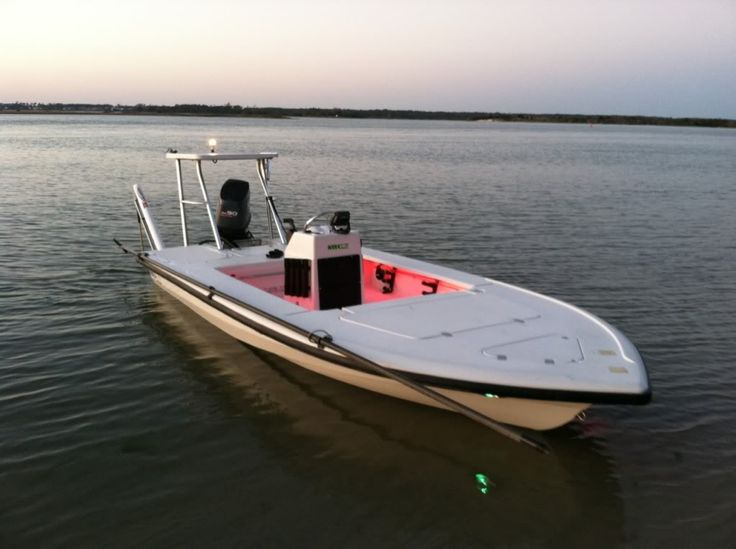 Show your bad to the bone flats boat page 5 the hull for Flats fishing boats