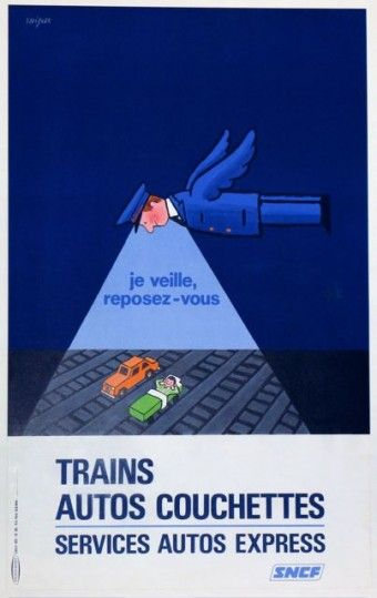 Savignac Trains Autos Couchettes
