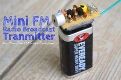 Picture of The Ultimate FM Transmitter (Long Range Spybug)