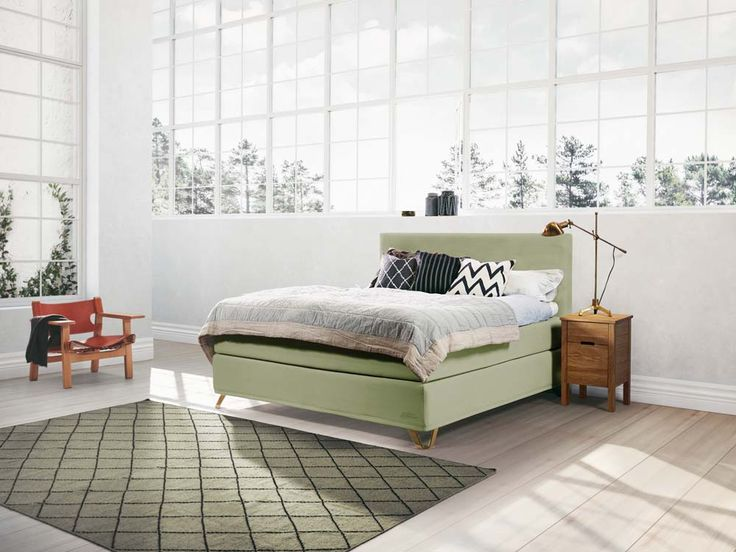 Model: Supreme.Gable: Fenix Plus. Textil: Fairy Green.   Jensen