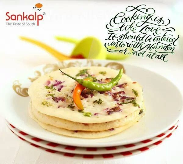 Delicious Uthappam to make your Weekend more Beautiful.