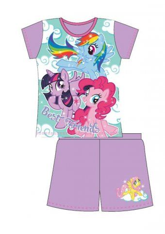 c2acc50ba Official My Little Pony Pyjamas Pjs Pajamas Kids Girls Children s ...