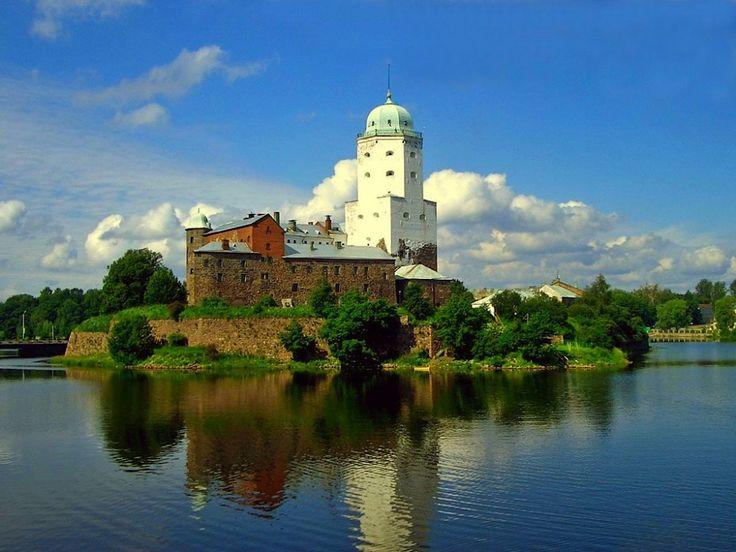 Выборгский замок, Россия
