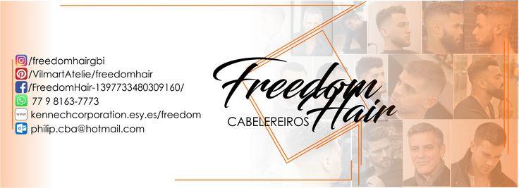 Freedom Hair Guanambi!Cortes masculino