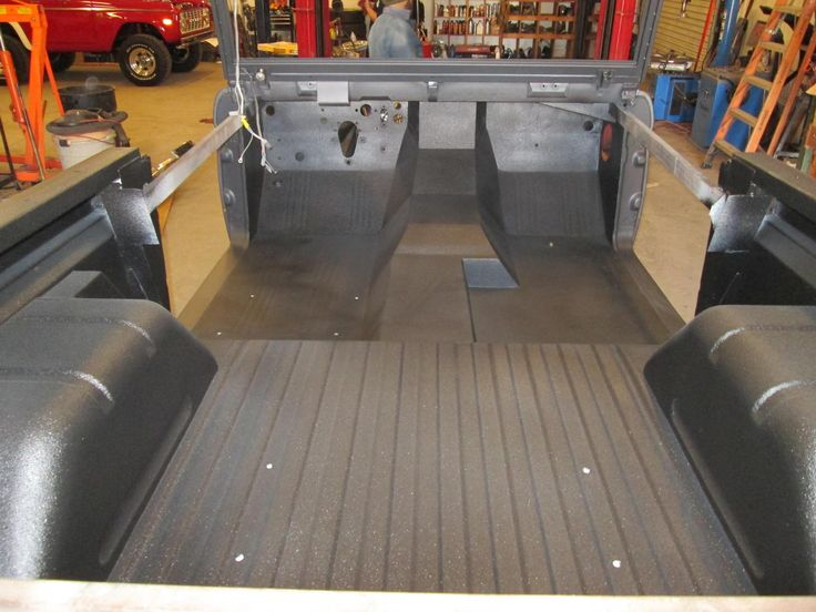 Early Classic Ford Bronco 4 Quot Drop Floor Pans By
