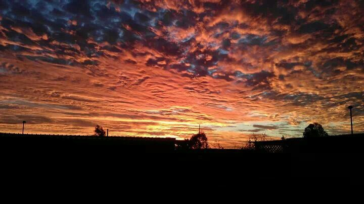 Sunset Karratha W.A