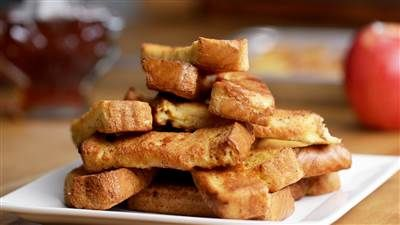 Never skip breakfast again: Make freezer-friendly French toast sticks