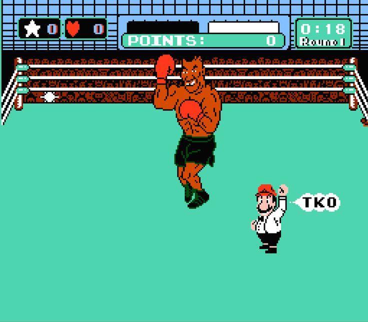 #Punch-Out! Conosciuto anche come Mike Tyson's Punch-Out!, è un videogioco di boxe, sviluppato da #Nintendo nel #1987.