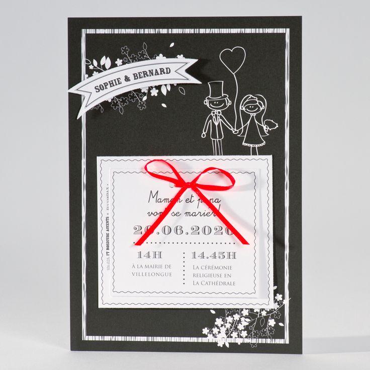 Fröhliche Hochzeitseinladungen im Comicstil online bestellen bei Top-Kartenlieferant in Aachen!