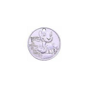 Moneda de plata del Ratoncito Pérez. misscompras.com 9.95.-€