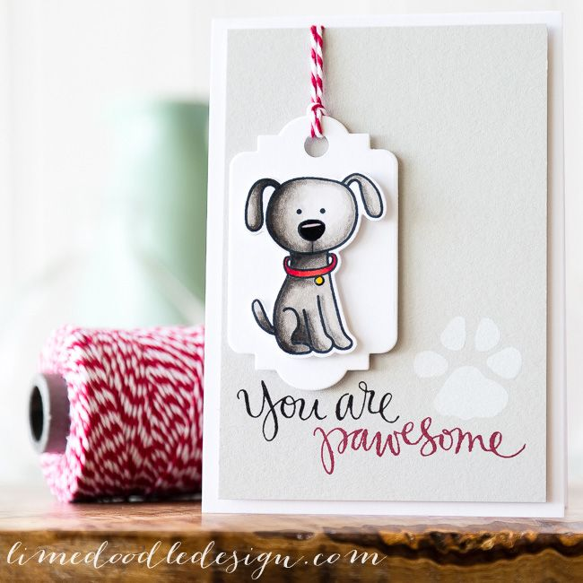 Simon Says Die and Stamps PLAYFUL PETS SetPP94 This is the Life at Simon Says STAMP!