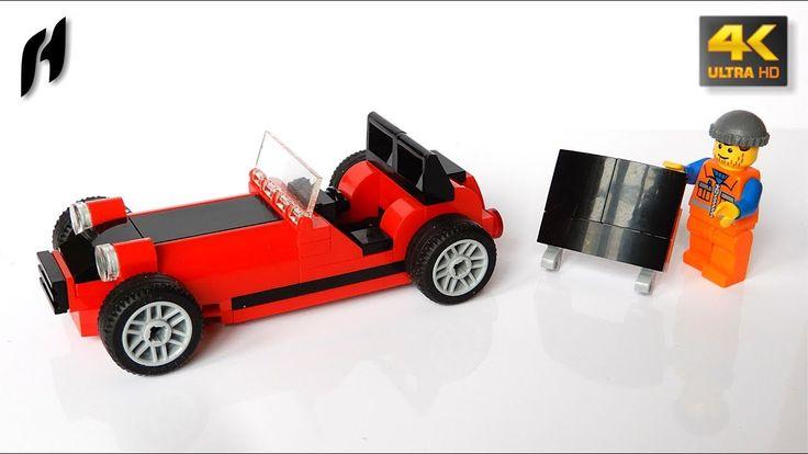 Lego Caterham Super Seven (MOC - 4K)