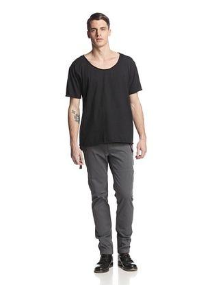 72% OFF Alexandre Plokhov Men's Crew Neck T-Shirt (Black)