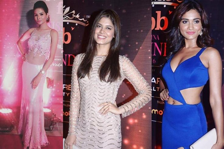 A Celebrity Affair! Femina Miss India 2016 pre-finale party held in Mumbai