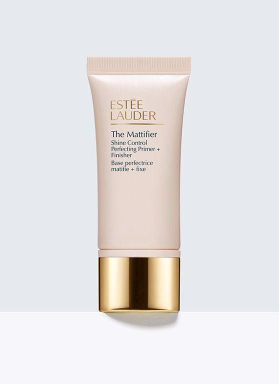 The Mattifier, Shine Control Perfecting Primer + Finisher - Mattifying, oil-free primer creates a silky-smooth canvas for makeup application by controlling oil and reducing shine. Use it to prep your face for makeup, then refresh throughout the day to keep skin looking velvety matte.