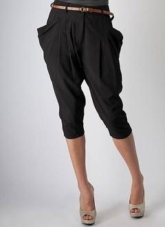 Black Harlem pants, only three left @ Audacious Boutique
