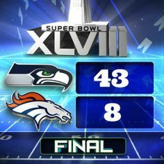 Predict the outcome of the SuperBowl using past SuperBowl scores | Yummy Math