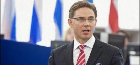 """ΦΟΡΑ ΠΑΡΤΙΔΑ: Ευρωπαίος επίτροπος Κατάινεν: """"Τα κουρέλια οι Έλλη..."""