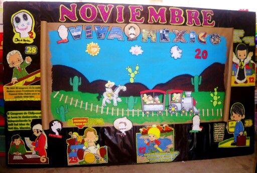 Periodico mural decoraciones temas diversos for Diario el mural de jalisco