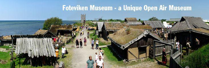 Foteviken Museum: A living Viking town